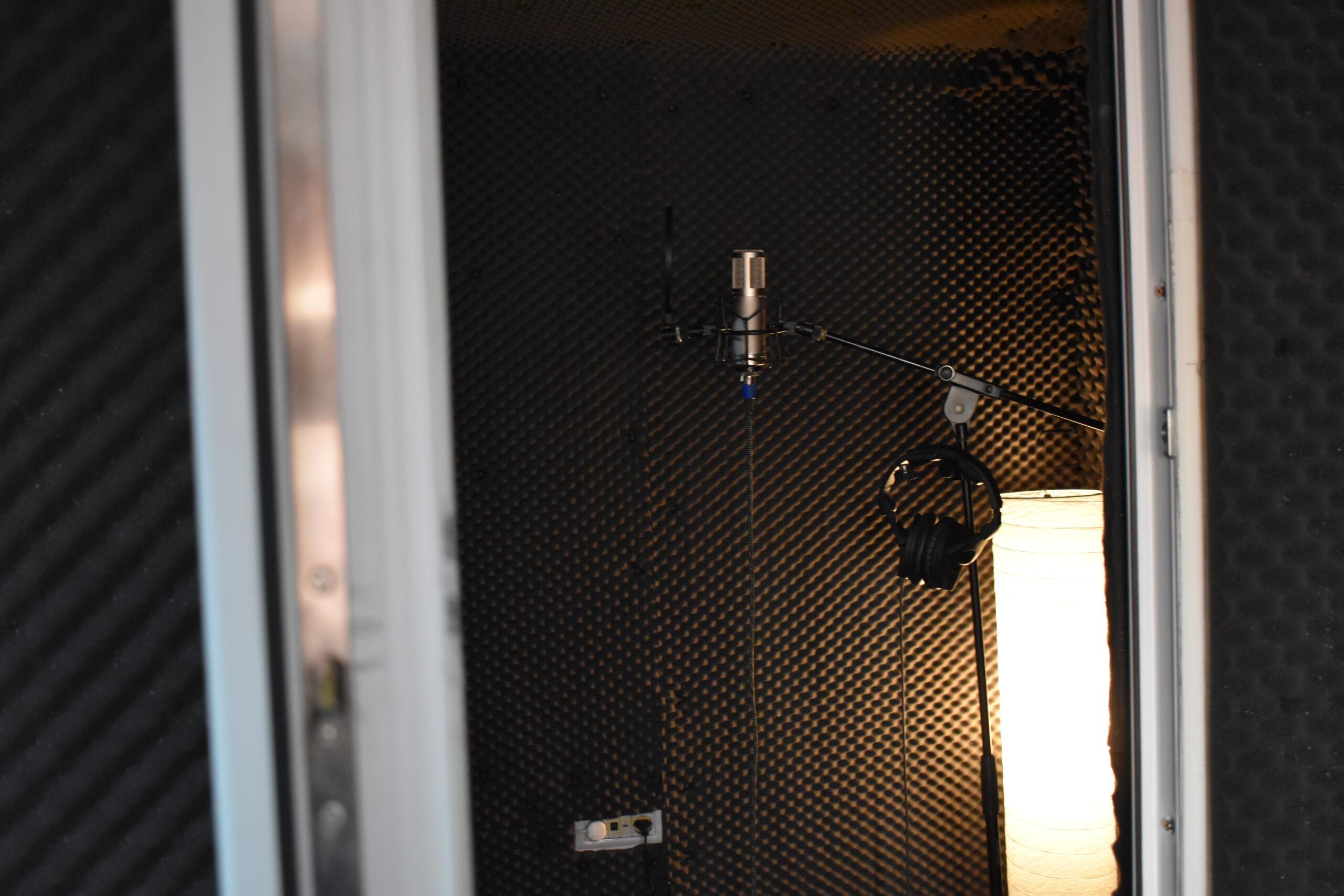 Studio de inregistrari